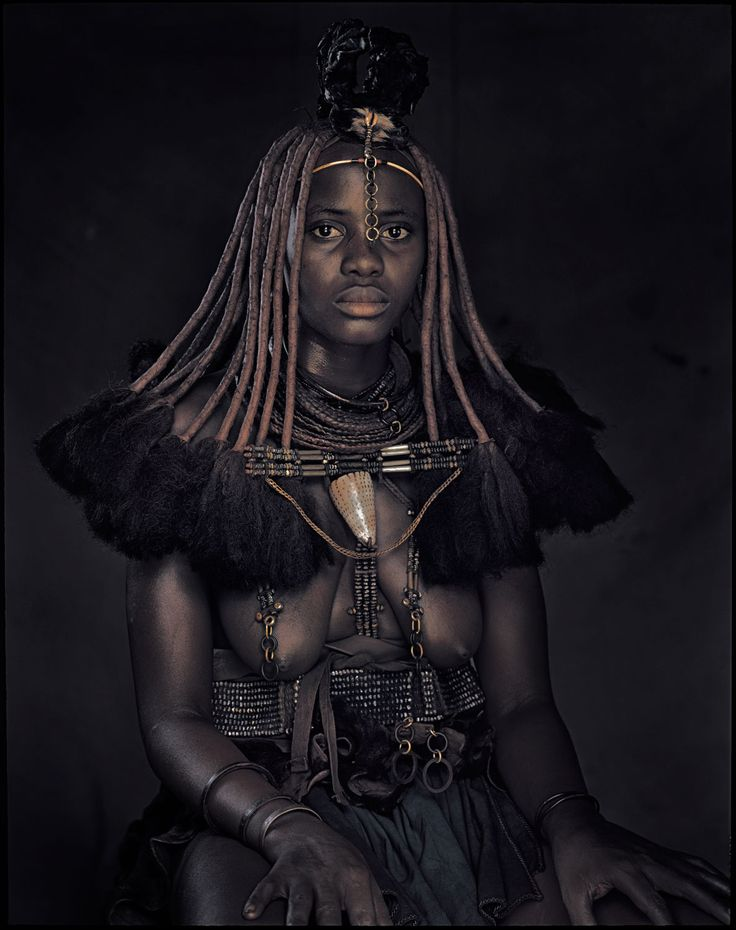 The Himba practice monotheism and ancestor worship. Their god is Mukuru, creator of everything, but a remote god. Communication with Mukuru only takes place through the spirits of the male ancestors. For this reason the ancestral fire, or okuruwo, is kept burning 24 hours a day. Mukuru created man, woman and cattle from the same tree, although he does not have unlimited power and ancestors can also greatly influence worldly events.