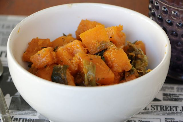 La cocina de Delfina: Cómo preparar calabazas al horno con azúcar y tomillo