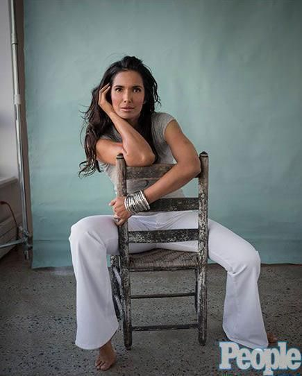 "As a woman with severe endometriosis, Padma Lakshmi was pretty much told by her doctor she would never conceive ""the old fashioned way."" So when she discovered she was pregnant in 2009, the news, she says, ""sent a shock through my body."""