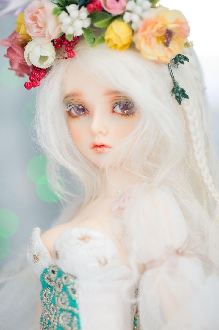 FairyLine Rendia Full Package (Goddess of Forest)|DOLKSTATION - Ball Jointed Dolls Shop - Shop of BJD Dolls