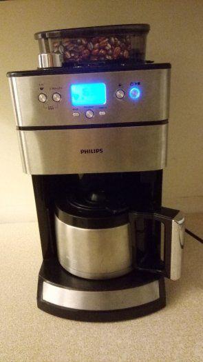 Philips Saeco HD 7753 na zrnkovú kávu - 1