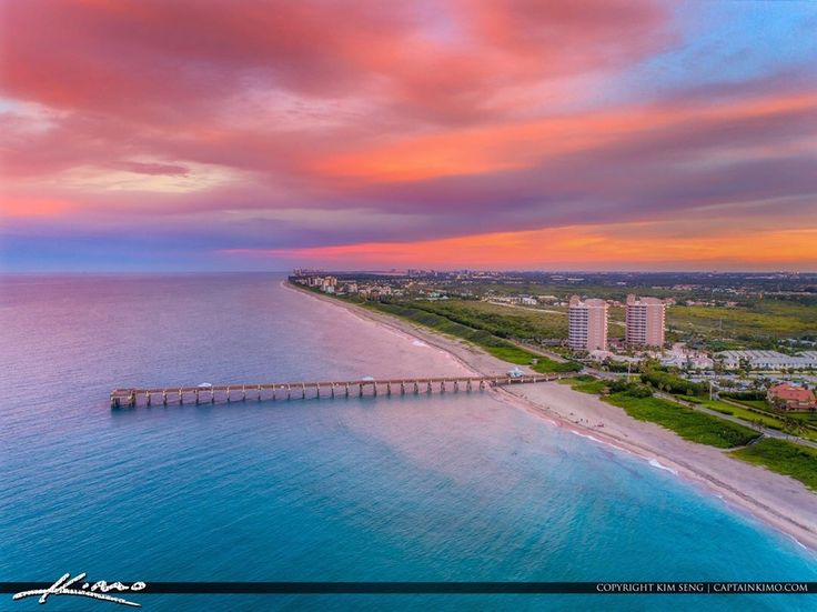 Juno Beach Florida by Kim Seng #miami #florida #miamibeach #sobe #southbeach #brickell #Florida