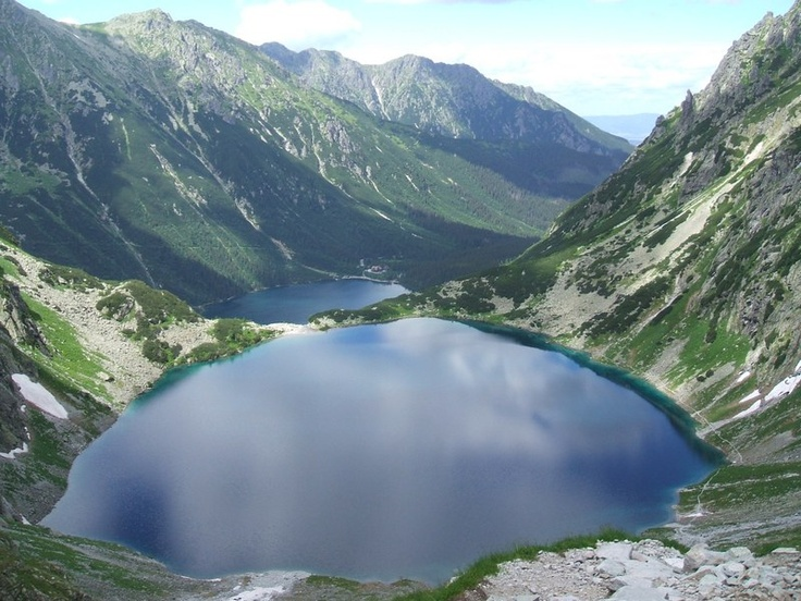 Morskie oko, Polski Tatry