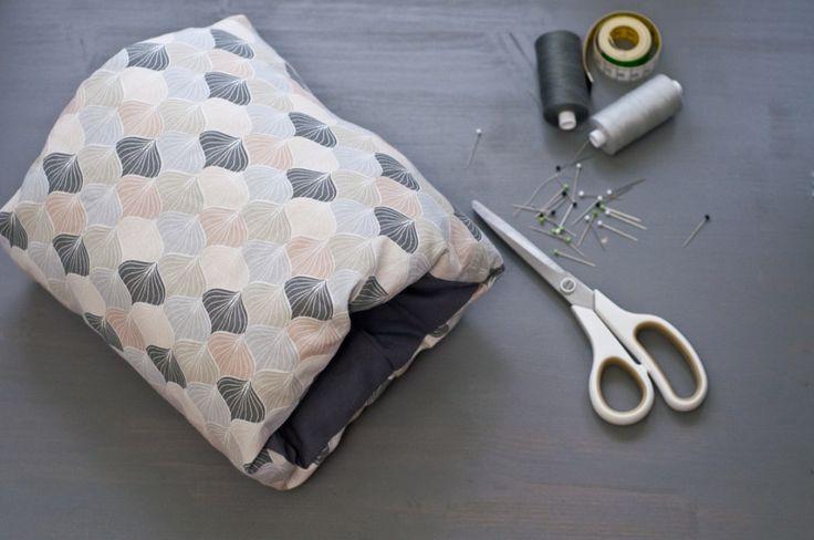 Mini-Stillkissen DIY zum selbernähen