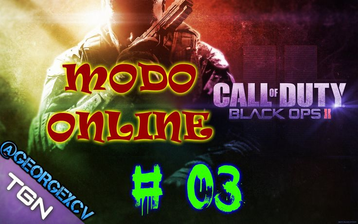 Black Ops 2 PC PARTIDA # 3 1080p 2.0 @georgexcv