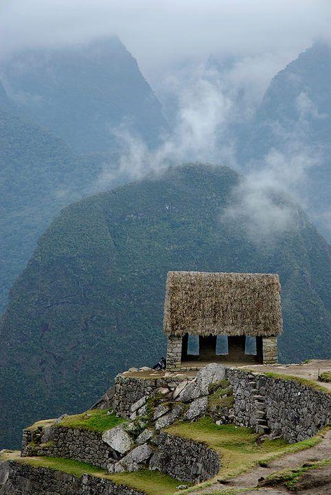Machu Pichu, Peru Saul Santos Diaz - photographer
