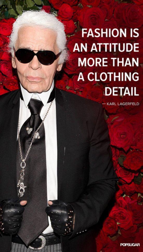 The man definitely has the right attitude!