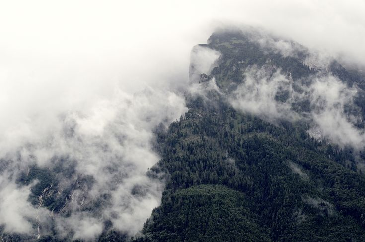 the misty mountains cold
