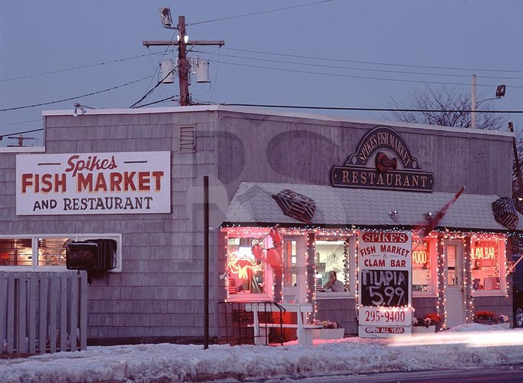 1000 images about point pleasant new jersey on pinterest for Spikes fish house