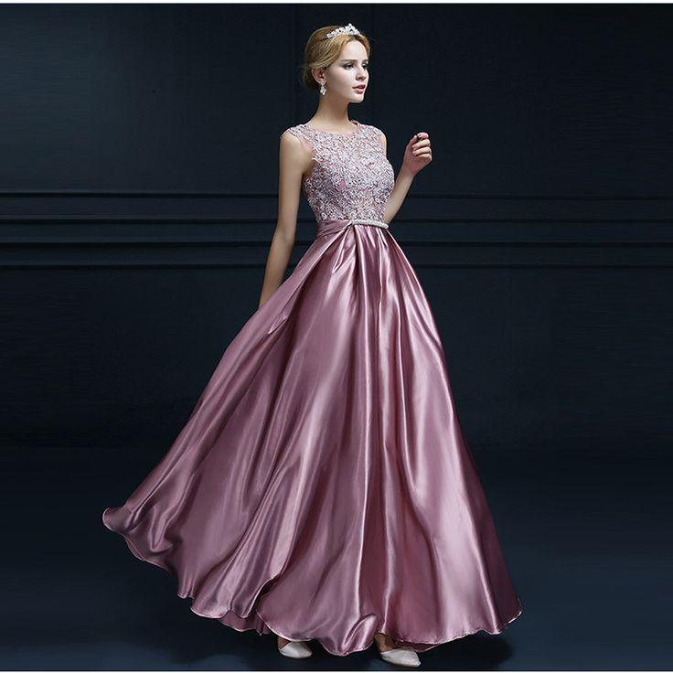 213 best Evening Dresses images on Pinterest   Long slip dress ...