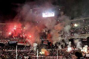 El Monumental, en el top ten de estadios más llenos del mundo - Ambito.com