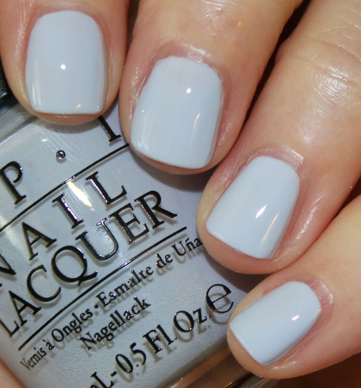 Love these OPI soft shades perfect for summer :)
