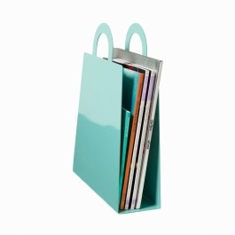 Maze. Bag-shaped magazine rack. Via Triitme!