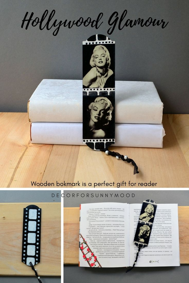 That wooden #bookmark with Hollywood actress Marilyn Monroe is perfect christmas gift idea for reader, or Hollywood theme party favors. That wood custom bookmark can be personaliz it is great book or #pagemarker, #bookworm bookmark for books.  Marilyn Monroe is iconic holywood actress, she is very graceful amd beautiful. I guess that bookmark with her pictures will be addition to your reading.