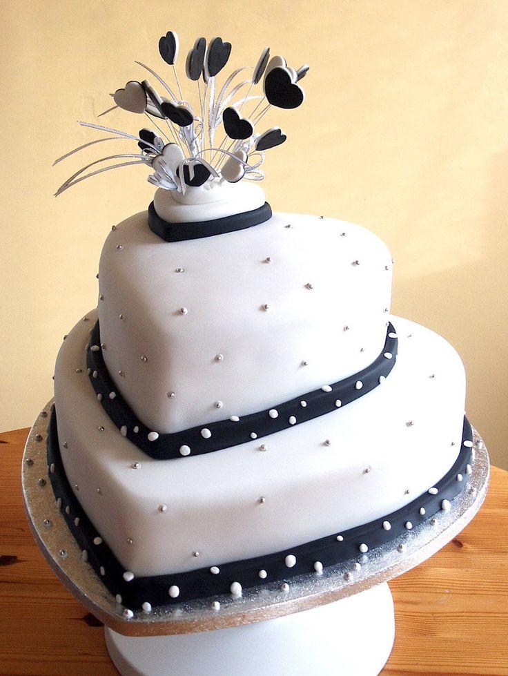 Heart Wedding Cake Stand