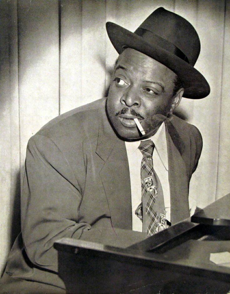 Count Basie, c. '49