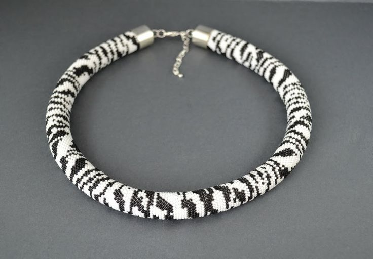 Inspirational Zebra pattern from Szkatulka Ami