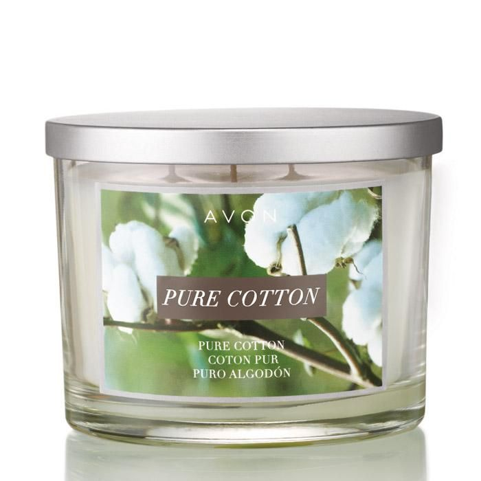 81 best avon candles images on pinterest avon products scented notes of cotton blossom jasmine lily of the valley sandalwood and musk sciox Images