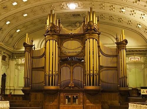 Pietermaritzburg City Hall (Piano)
