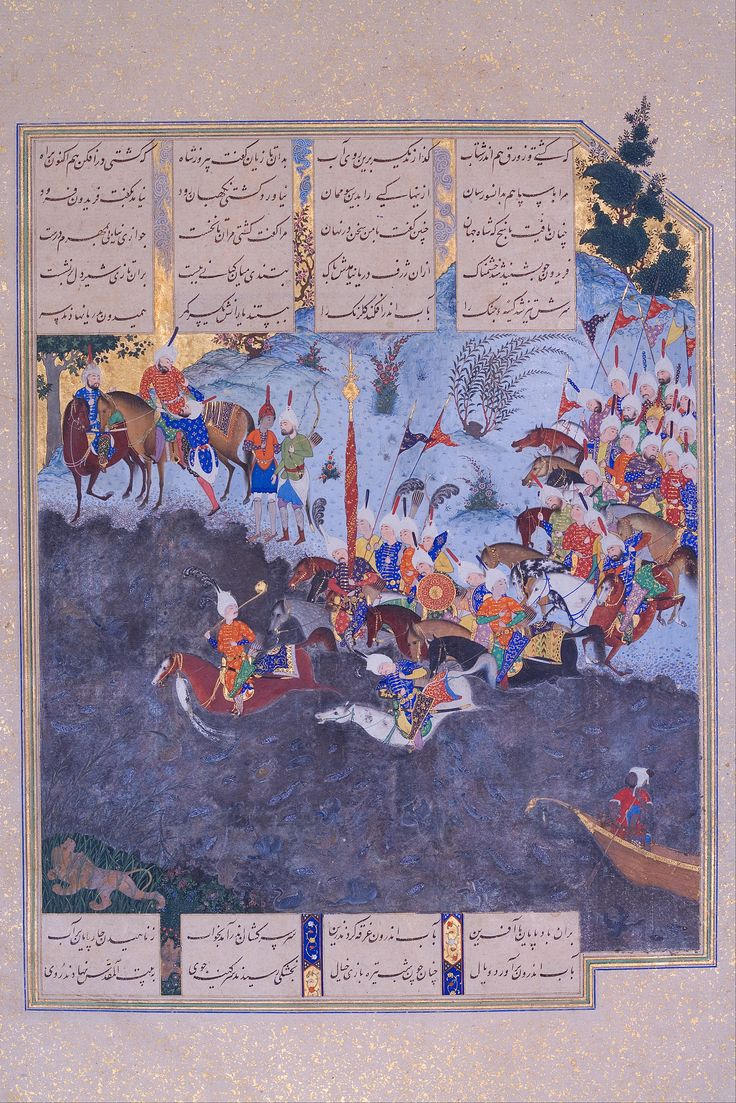 Unknown,_Iran_-_Page_from_the_Shahnama_of_Shah_Tahmasp_-_Google_Art_Project.jpg (3329×4993)