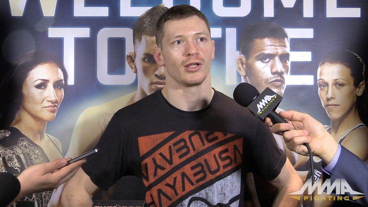 UFC 185: Joseph Duffy Thinks McGregor Beats Aldo 'Inside Three' Rounds