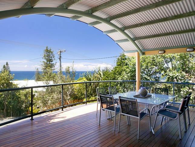 Sunshine Beach House - $300pn - 6 bed - sleeps 8