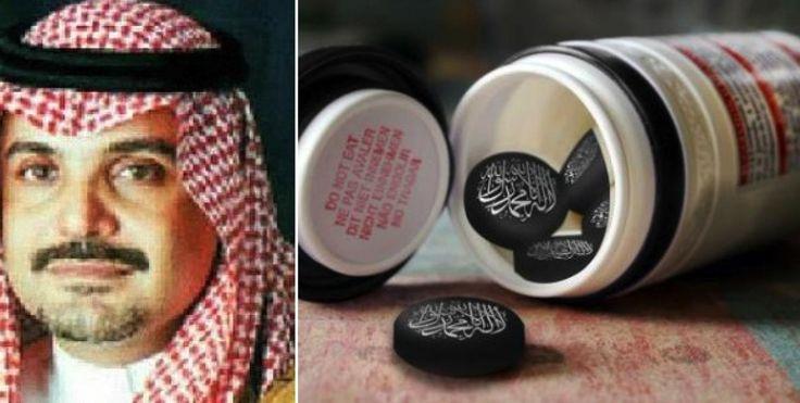 CAPTAGON: LA PILLOLA DELL'ORRORE (CREATA DALLA NATO, USATA DALL'ISIS)