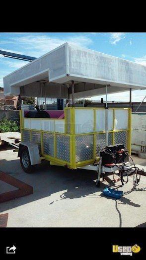 2012 - 6' x 9' Ice Cream Concession Trailer for Sale in California - Small 2