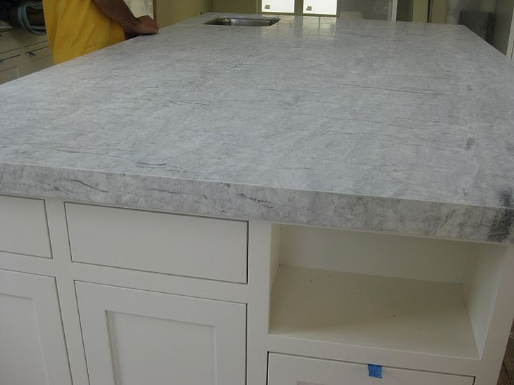 Madre Perla Honed Quartzite Laundry Kitchen Decor