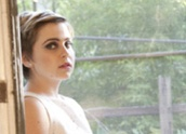 Mae Whitman for Rachel Antonoff's S/S 12 Lookbook