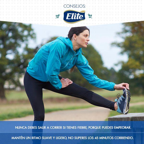 ¿Estás resfriada y quieres salir a correr? Toma en cuento estos consejos.
