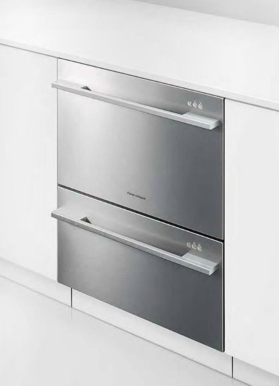 Dish Draw Double Fisher & Paykel