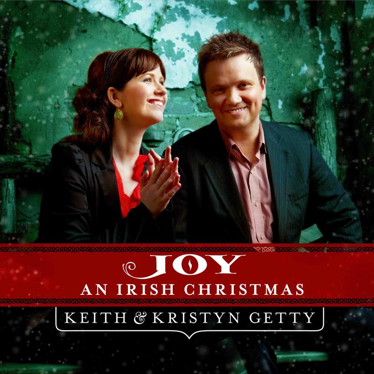 Best Christmas Worship Album: Joy: An Irish Christmas by Keith and Kristyn Getty {Hive Resources}