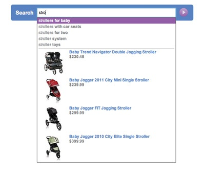 Google Commerce Search - Interesting e-commerce solution being offered by Google.