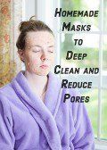 Homemade Cleansing and Refining Masks to Reduce Pores #FaceScrubForDrySkin