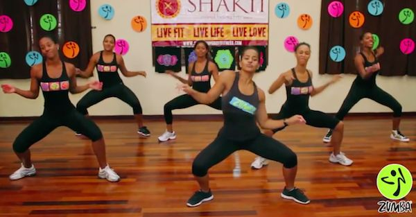 You'll be lookin WOW after this - Boom Boom POW! Get your total body workout with this Zumba hip hop routine!      *This video was originally published on Shani McGraham-Shirley's YouTube channel. For more workout videos visithttps://www.youtube.com/user/ShaniMcGraham/videos.