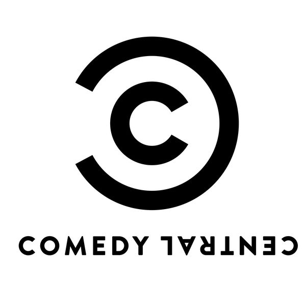What font is Comedy Central using in their logo?