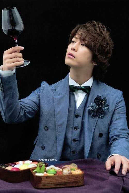 Drink w me? Kame Kazu