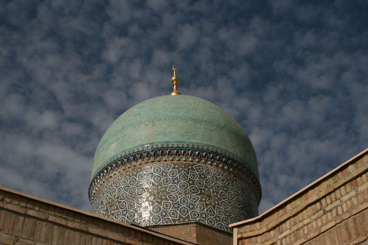 Khast Iman Complex Dome in Tashkent
