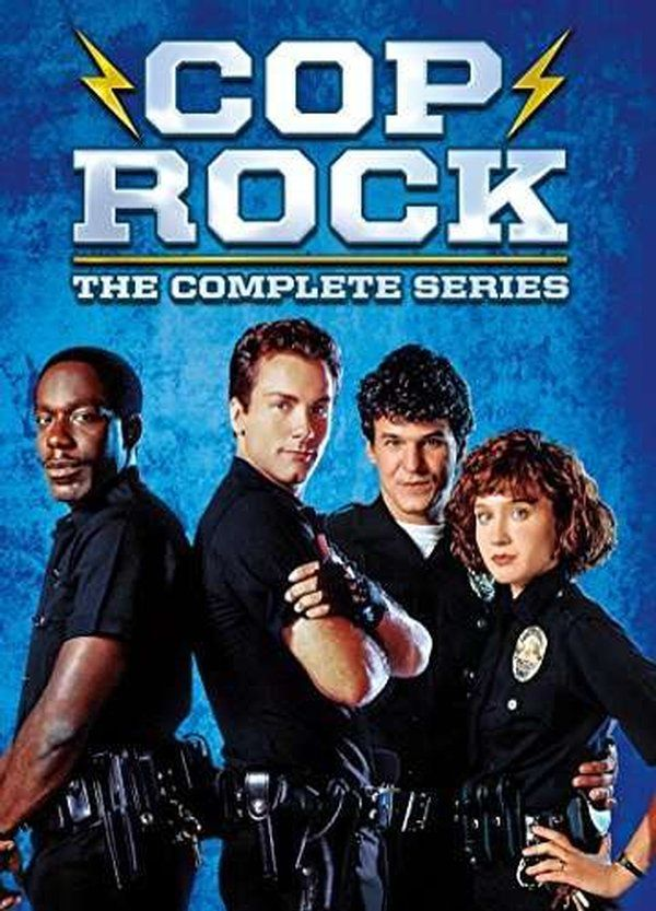 Cop Rock - Complete Series (3-DVD) (1990) - Television on Starring Ronny Cox, James McDaniel, Ron McLarty, Barbara Bosson, Peter Onorati, David Gianopoulos, Mick Murray & Anne Bobby; Shout Factory $26.94 on OLDIES.com