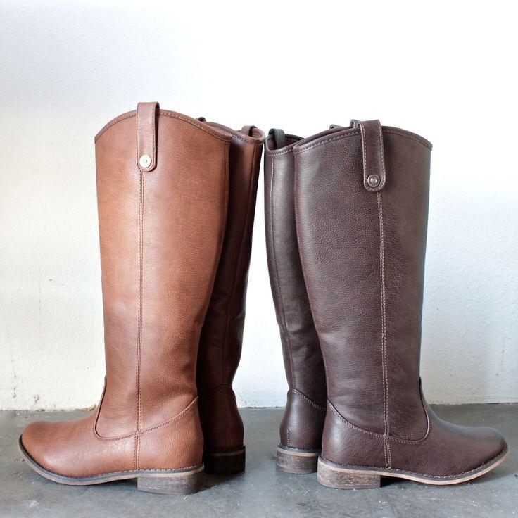 horse club riding boots - 2 colors - shophearts - 1