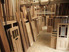 Furniture restoration - Hull  - Strippers Yorkshire - Stripped Doors