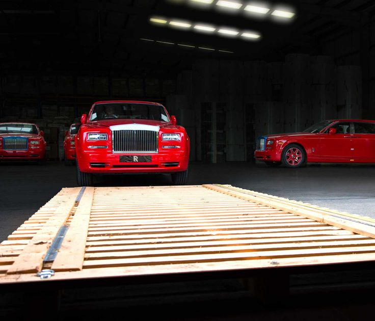 SHIPMENT OF THIRTY BESPOKE ROLLS-ROYCE PHANTOMS TO 'THE 13' HOTEL IN MACAU NOW COMPLETE: Following the handover of the first of his highly Bespoke Rolls-Royce Phantoms at the 2016 Geneva International Motor Show in March of this year, all 30 Phantoms commissioned by luxury entrepreneur Stephen Hung, Joint Chairman of The 13 holdings limited, have now been shipped from the Home of Rolls-Royce in Goodwood, England…