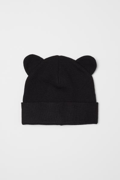 da26467e646bac Hat with Ears | Lyrics Christmas Wishlist | Ear hats, Hats, Knitted hats