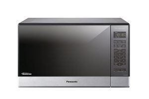 Panasonic NN-SN686S Countertop Built-In Microwave