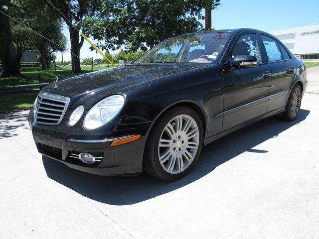 Used 2008 Mercedes-Benz E-Class Luxury 3.5L Sedan for sale in North Houston