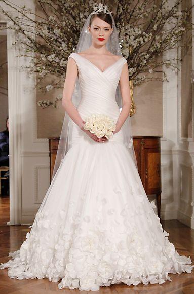 Romona Keveza Couture Bridal Collection