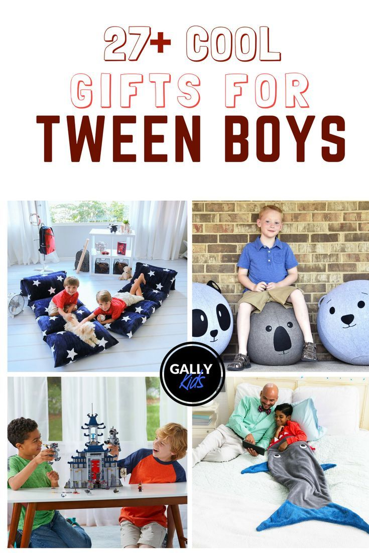 Tween Boy Christmas Gifts 2020 Cool Gifts For Tween Boys 2020 2021: For Christmas And Birthdays
