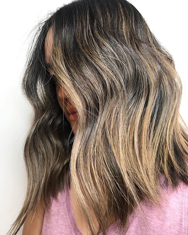 From Blush To Beige The Gorgeous Allylaii Hair By Kali Kaliblondes Fox And Jane East Village Hairstyles Hairnyc Hair Styles Hair Bronde Balayage