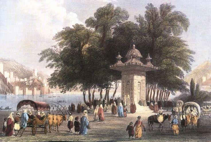 Gravür - Osmanlı